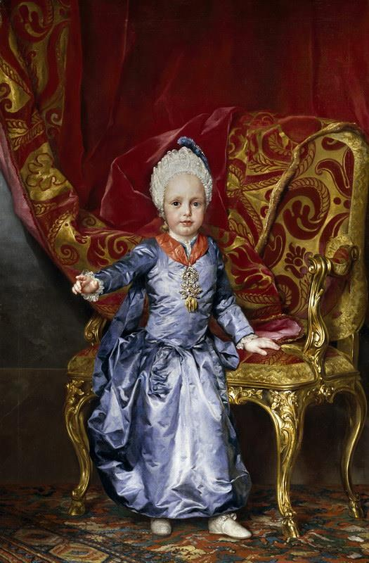 Retrato de Francisco de Austria
