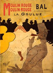 Moulin Rouge, La Goulue